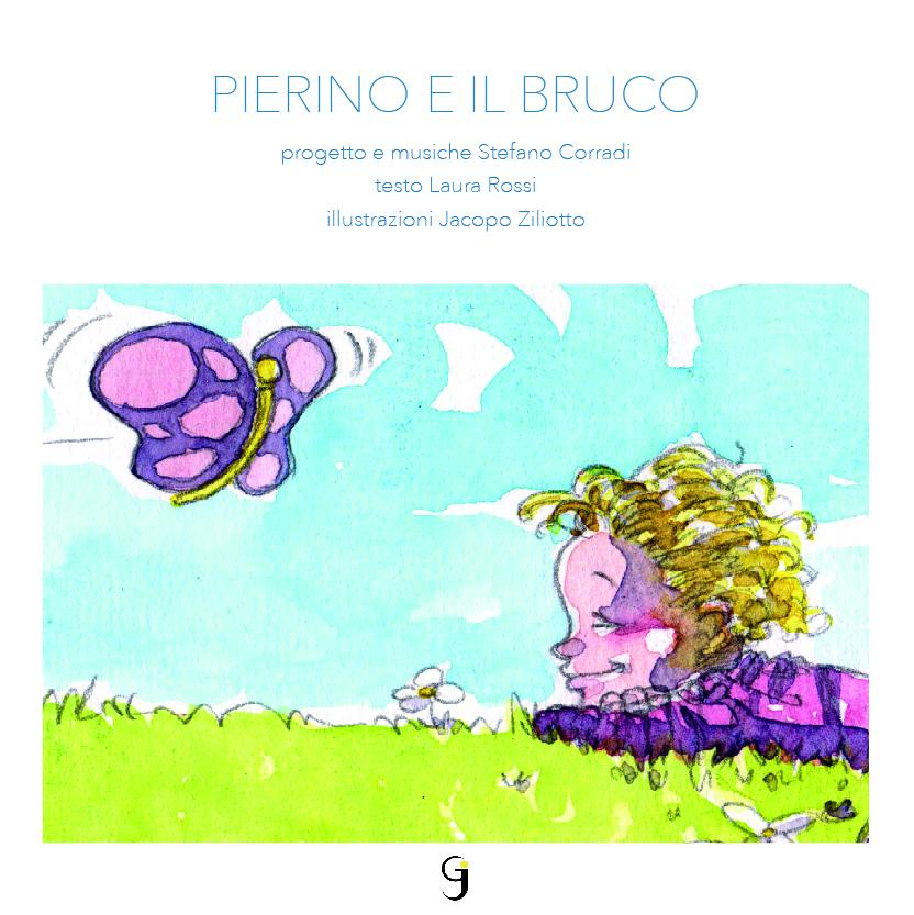 Pierino e il Bruco - copertina